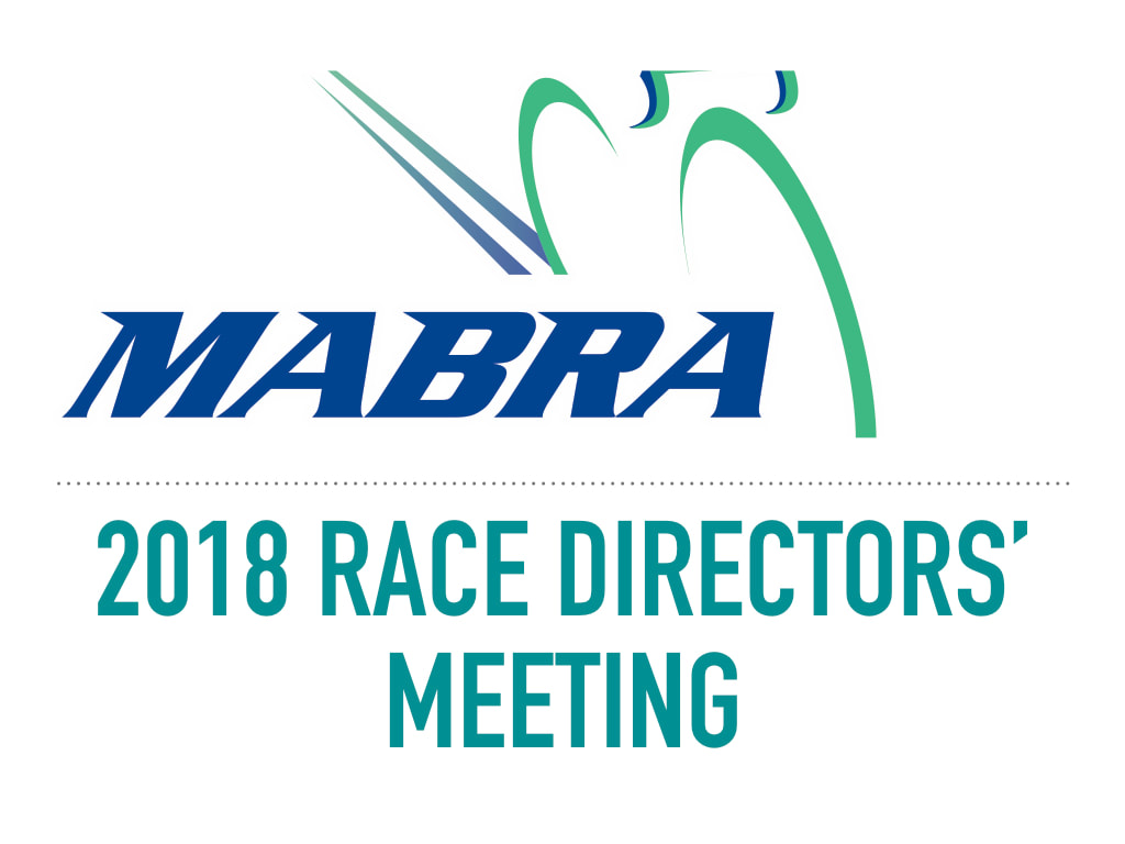 2018 race directors meeting presentation the mid atlantic bicycle